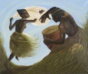 Zambezi Ritual Dance