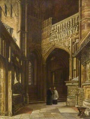 North Ambulatory, Westminster Abbey