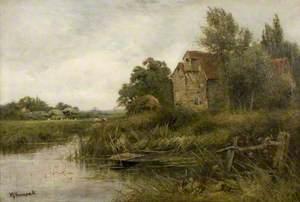Old Mill near Little Baddow