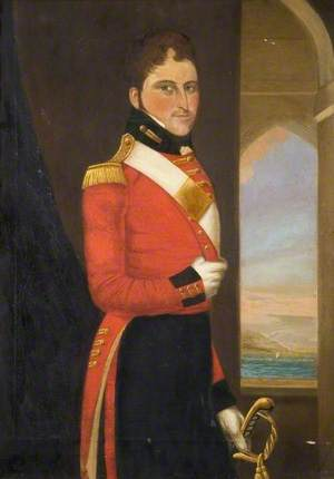 Captain William Thorne, 56th Regiment (d.1844)