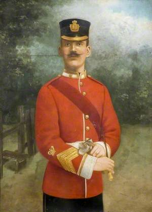 Sergeant-Major James Mitchell