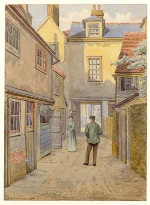 Queen's Head Yard, Chelmsford