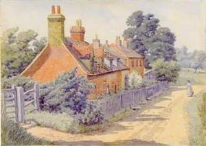 Cottages at Samford Mill, Chelmsford