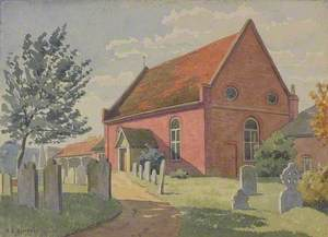The Old Meeting House (1661), Little Baddow