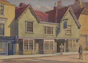 The 'Cross Keys', Chelmsford
