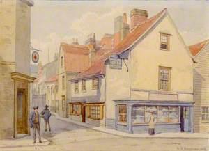Tindal Street, Chelmsford