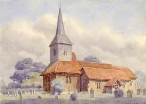 St Margaret's Church, Margaretting