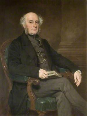 Sir Thomas Burch Western, Lord Lieutenant and Custos Rotulorum of the County of Essex