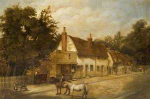 Old Cottages, Duke Street, Chelmsford