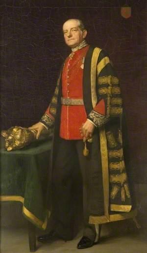 Alderman Horace Egerton-Green, JP, DL, Mayor of Colchester (1886–1887 & 1898–1899)