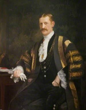 Alderman Claude Egerton-Green, JP, Mayor of Colchester (1894–1895 & 1900–1901)