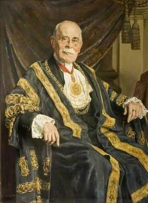 Sir Gurney Benham (1859–1944), Mayor of Colchester