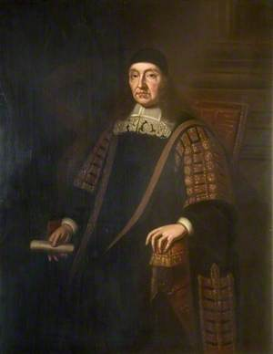 Sir Harbottle Grimston, PC (1603–1685), Speaker of the House of Commons, Master of the Rolls