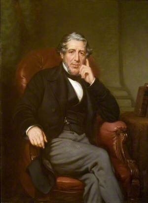 George Round (1803–1857), High Sheriff of Essex (1845)