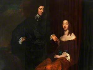 Thomas Fairfax (1612–1671), 3rd Lord Fairfax and His Wife, Anne (1614–1665)