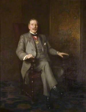 Alderman James N. Paxman, CE (1832–1922), Mayor of Colchester (1887–1888 & 1897–1898)