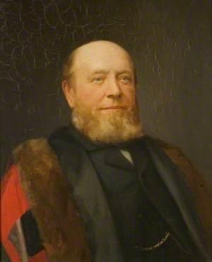 Alderman Edwin Beard, JP