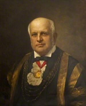 Alderman Henry Goody, JP, Mayor of Colchester (1893, 1894 & 1905–1906)