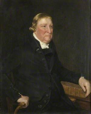 Reverend Thomas Lechmere Grimwood, DD (1740–1809), Headmaster of Dedham Grammar School