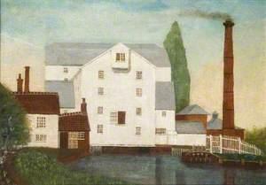 Wissington Mill, Suffolk