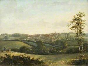 Colchester from the North-West