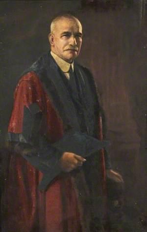 Alderman Walter Littlebury, JP