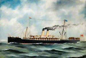SS 'Brussels'