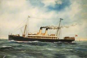 SS 'Dresden'