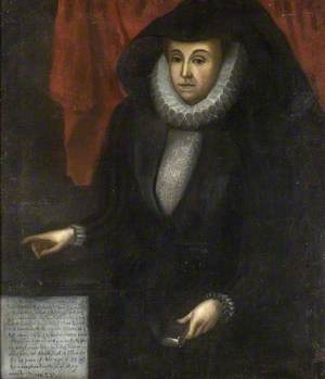 Mary Honywood (née Waters) of Markshall, Essex (d.1625)