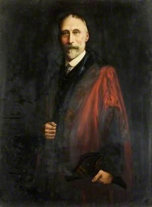Alderman William Cheshire
