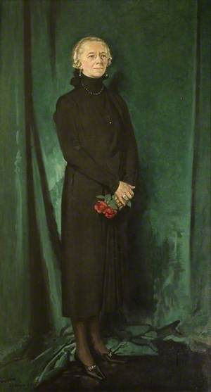 Annie, Viscountess Cowdray, High Steward of Colchester