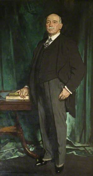 The Right Honourable Weetman Dickinson Pearson, 1st Viscount Cowdray PC, GCVO (1856–1927)