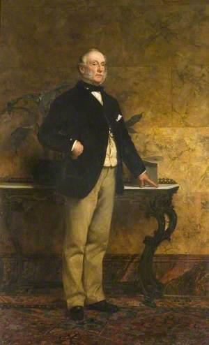 George Henry Errington, High Steward of Colchester