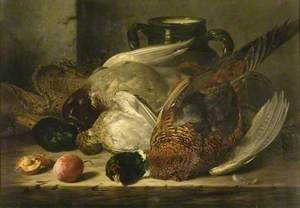 Still Life with Pheasant, Partridge and Duck