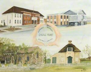 Old Canvey Council Offices; Benfleet Council Offices, South Benfleet; St Mary the Virgin; Dutch Cottage Museum, Canvey Island