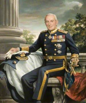 Admiral Sir Andrew Lewis, KCB, JP, Lord Lieutenant of Essex (1978–1992)