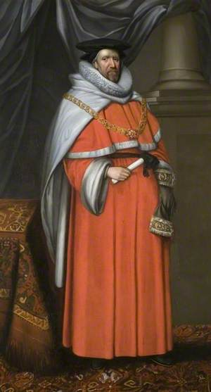 Sir John Bramston, Lord Chief Justice (1635)