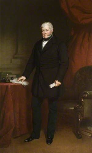Sir John Tyssen Tyrell, Bt, MP of Boreham (1795–1877)