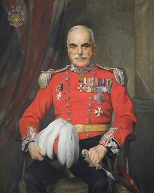 Colonel Sir Francis H. D. C. Whitmore, Bt, KCB, CMG, DSO, TD, JP of Orsett Hall, Lord Lieutenant of Essex (1936–1958)