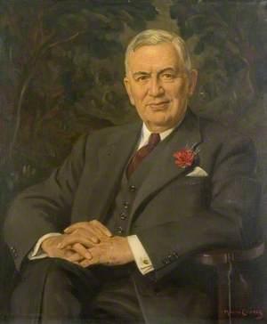 Frank Savin Foster, CBE, JP