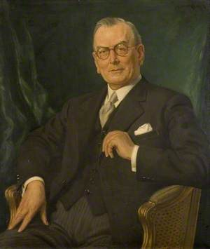 William James Bennett, CBE, JP, DL