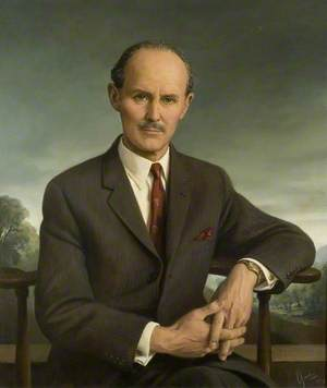 Thomas Frederick James Collins, CBE, DL