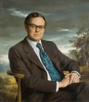 Geoffrey Claud Waterer, DL