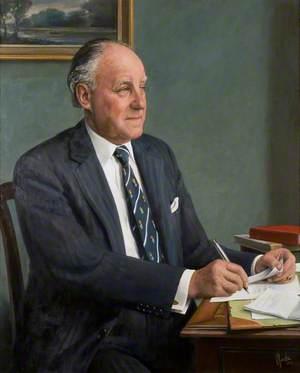 Robert George Reginald Daniels, JP, DL