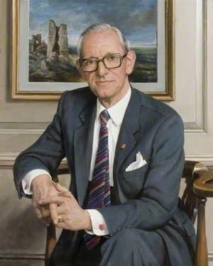 Ronald Millward Williams, DL