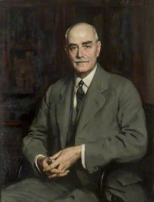 Herbert Edmund Brooks, DL, JP (1860–1931), Chairman (1929)