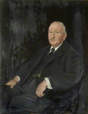 Sir Christopher Musgrave (1856–1929), JP, CA