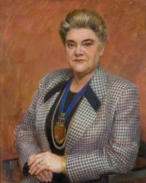 Councillor Mrs Kathleen Nolan, DL, Chairman (1992–1993)