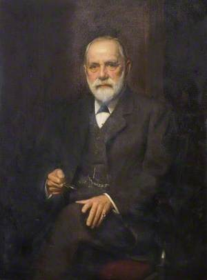 Reuben Hunt of Earls Colne, Justice of the Peace for Essex, Chairman of the Governors of the Earls Colne Grammar School