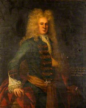 Sir Charles Barrington of Hatfield Broad Oak, Aged 31